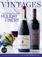 LCBO Wine Picks from November 28, 2015 VINTAGES Release