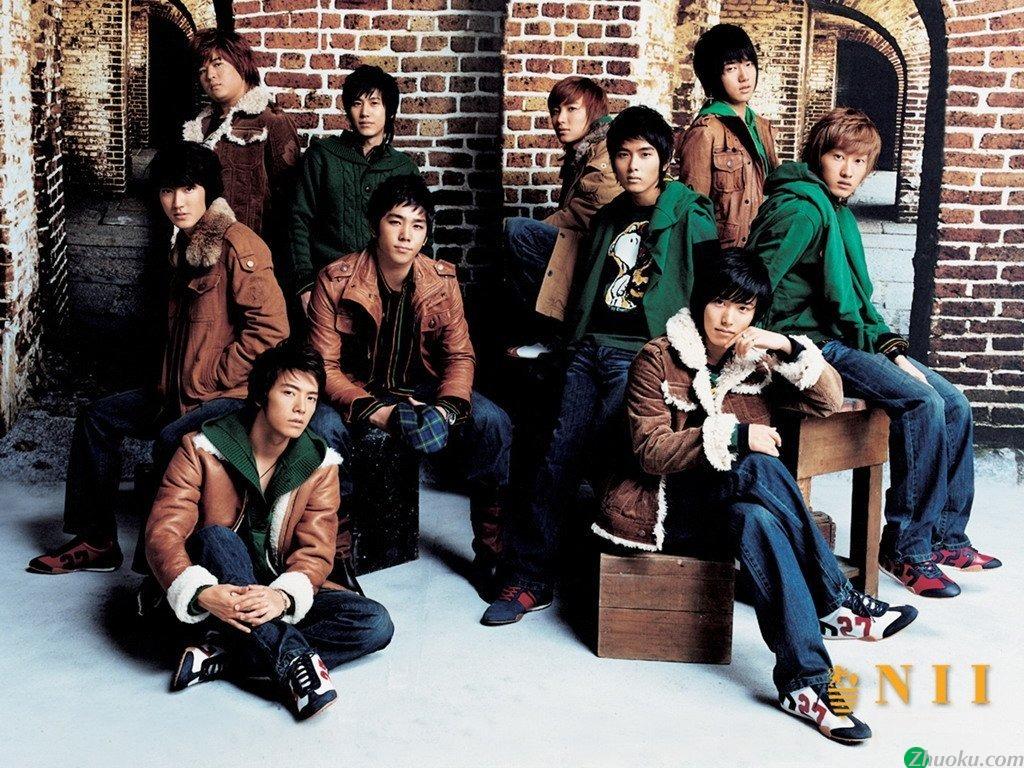 Super Junior History Wallpaper  Take Wallpaper
