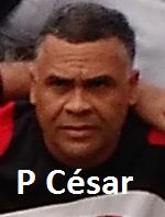 P César