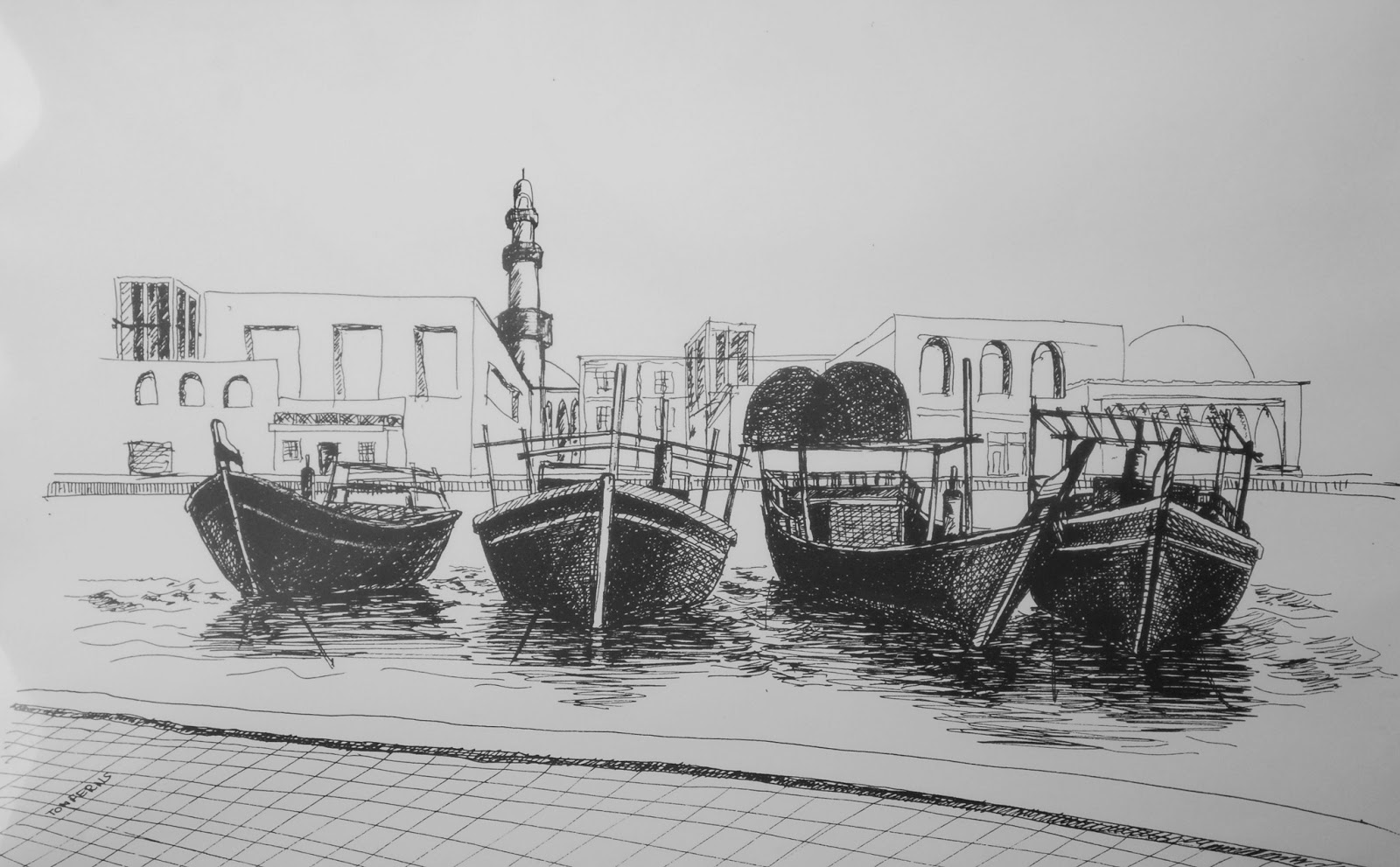 Art Line Uae : Tōnferns a nostalgic journey tony fernandes those