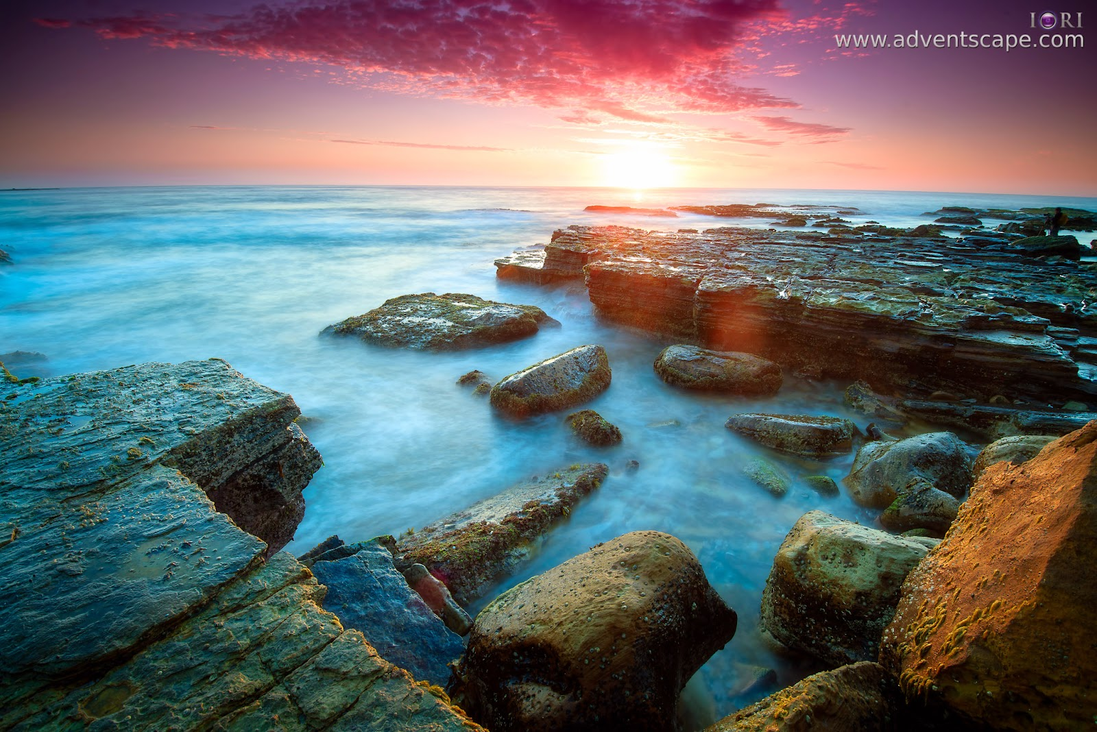Australia, Australian Landscape Photographer, beach, coastline, landscape, New South Wales, NSW, Philip Avellana, seascape, shoreline, Turimetta, raging heavens