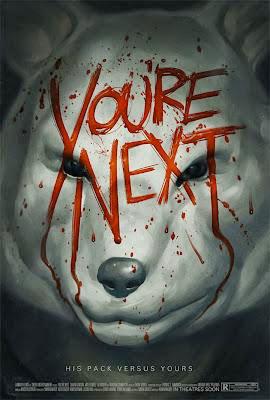 Trailer español de 'Tú eres el siguiente'