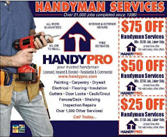Every Home Needs a Handyman!