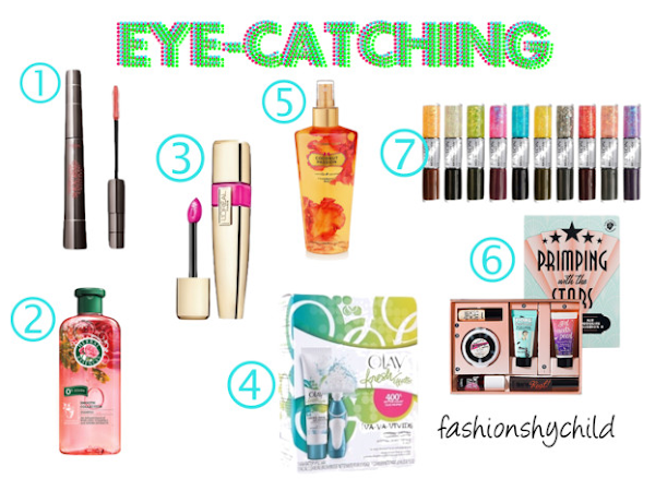 Products That Caught My Eye