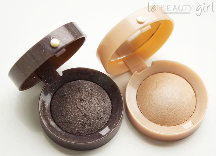 Bourjois Little Round Pot Eyeshadows
