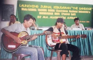 Launching Jurnal The Sandour