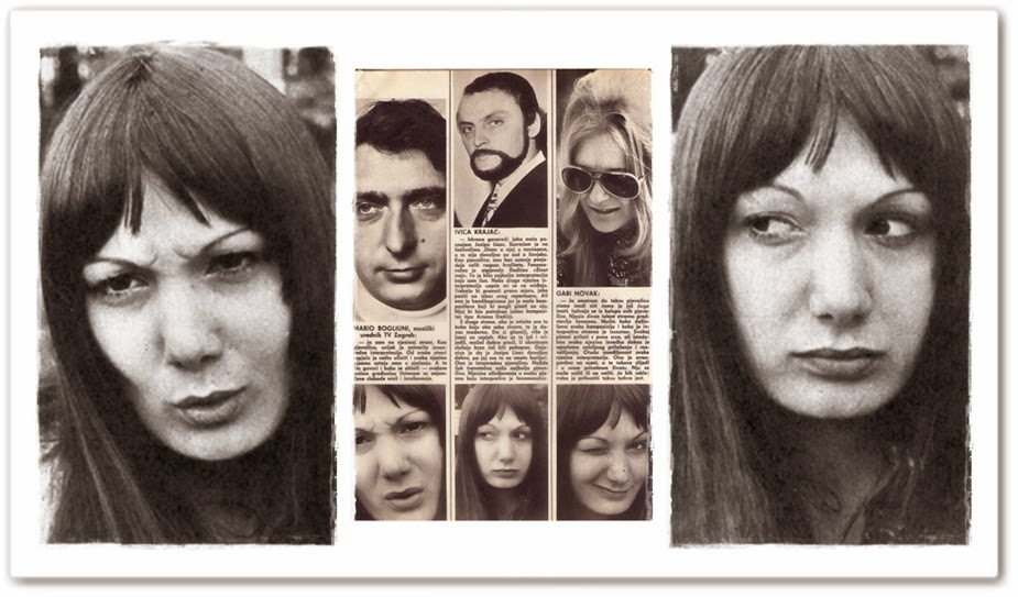 "Lisac, nakon medijske hajke: ""Lisica o sebi, drugi o Lisici!"" (1970"