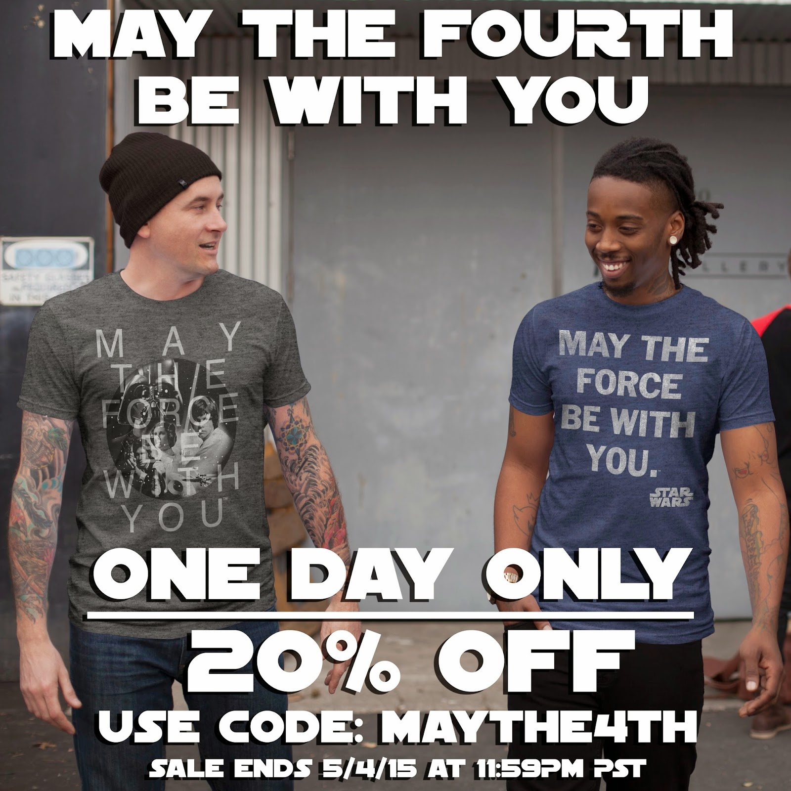 http://www.fifthsun.com/star-wars-shirts