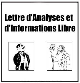 Lettre d'Analyses et d'Informations Libre