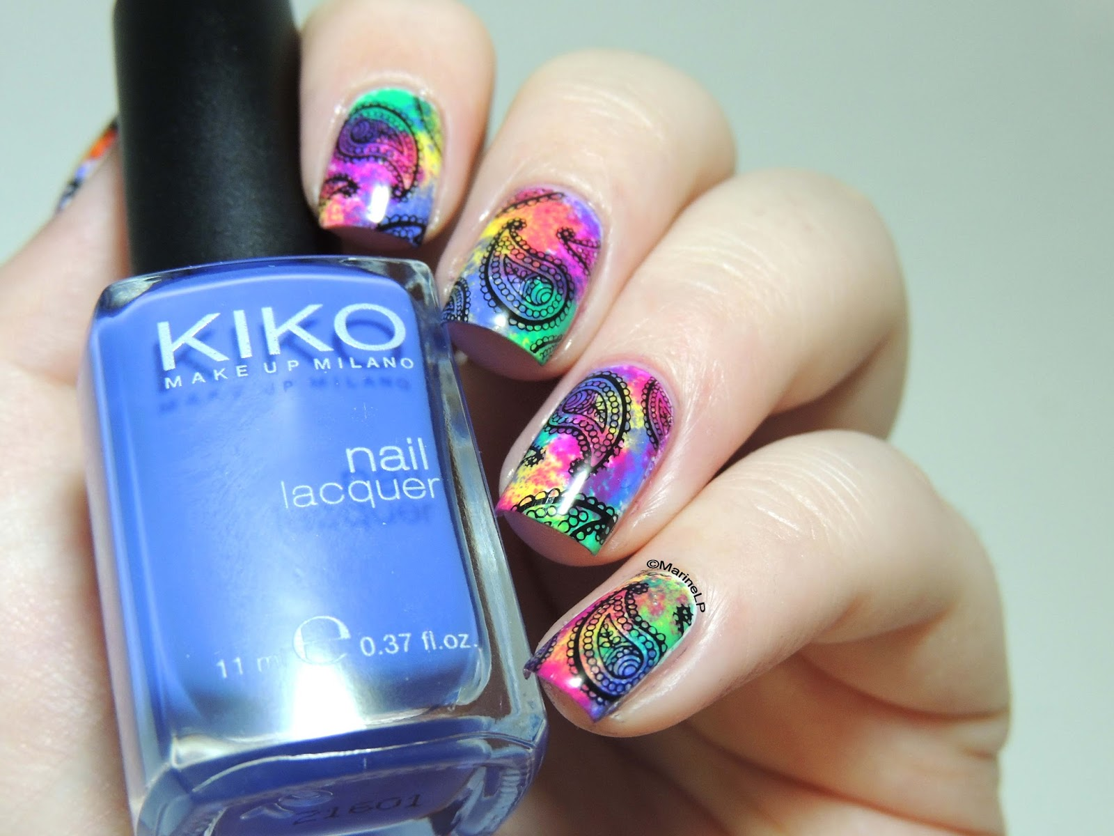 Nailstorming - Holi - Marine Loves Polish and More... - Blog beauté ...