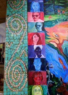 Dimond Mural