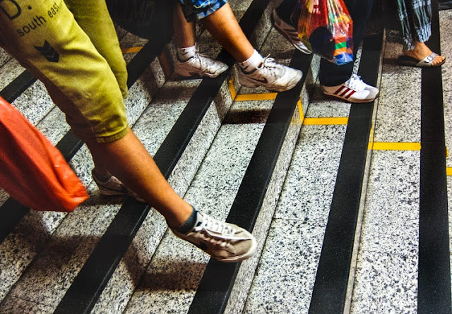 Steps…