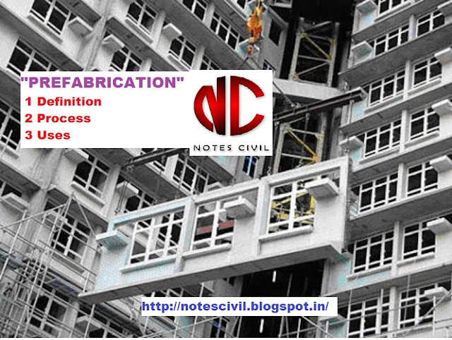 Prefabricated Structure - Definition,Process & Uses