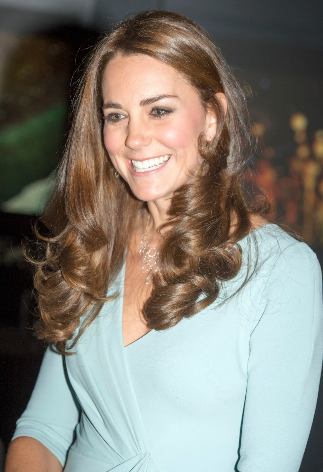 Duquesa de Cambridge, Kate Middleton, Look premios Wildlife Photographer of the Year 2014, Joyas Monica Vinader, Jewellery Collection, Style, Moda, Complementos, Looks