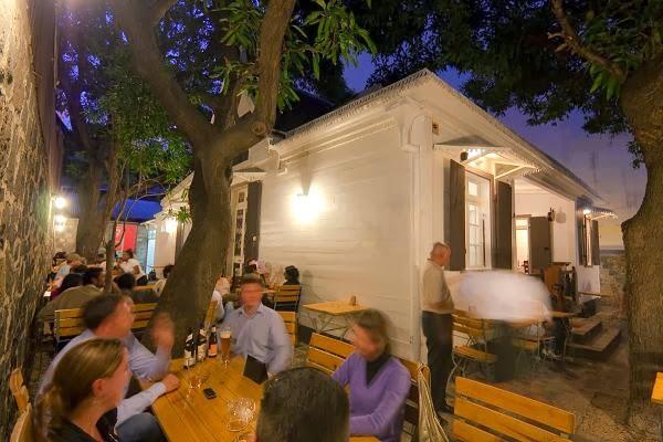 Urban rural fabric a walk through port louis - First restaurant port louis ...
