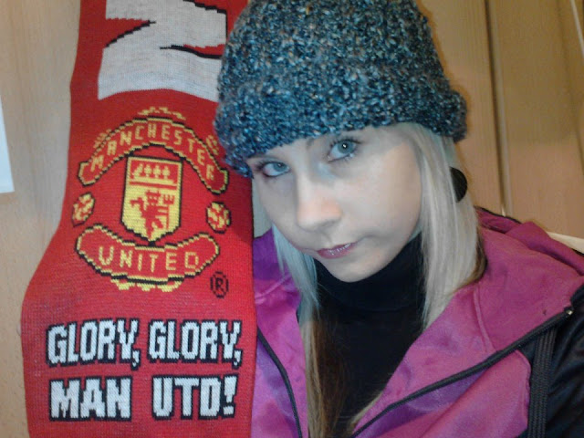 Manchester United Girls Vydrany