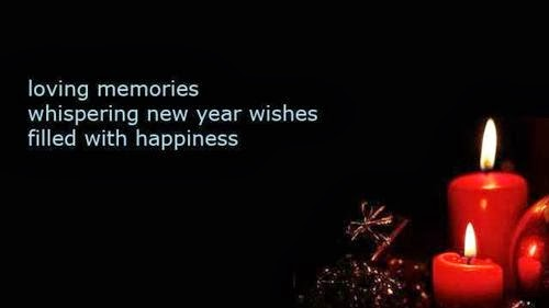 Romantic Happy New Year Love Wishes SMS 2014