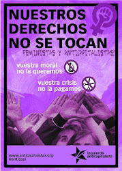 ABORTO POR DECISIN DE LAS MUJERES, PARA TODAS Y EN LA SANIDAD PBLICA!