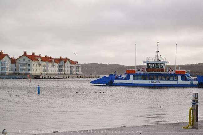 marstrand, day trip, swedish west coast