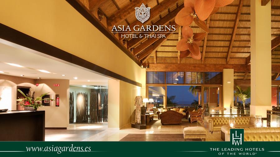 Hotel de lujo asia gardens hotel cinco estrellas en for Hoteles de lujo en espana ofertas