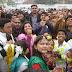 मतदाता दिवस की तैयारी  DM -SP  लड़ा रहे पतंग की पेंच |