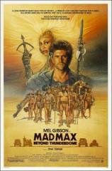 Mad Max 3: Más Allá De La Cúpula Del Trueno (1985)