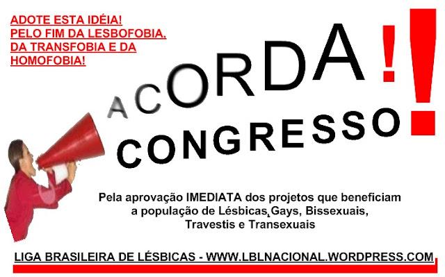 "Campanha ""Acorda Congresso"""