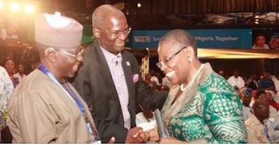 Oby Ezekwesili,Fashola, Amaechi, Utomi Makes PMB's Ministerial List