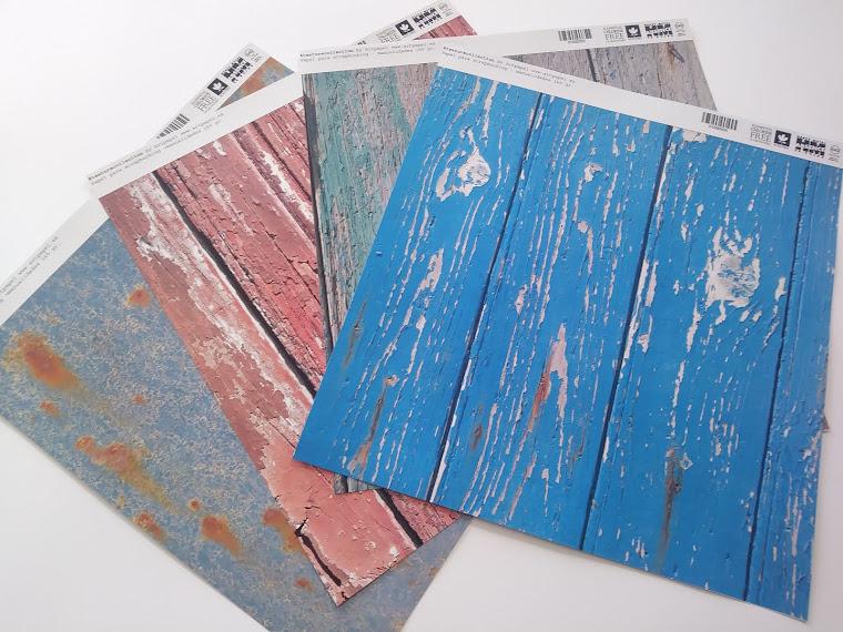 Artpapel papeles decorados para encuadernación