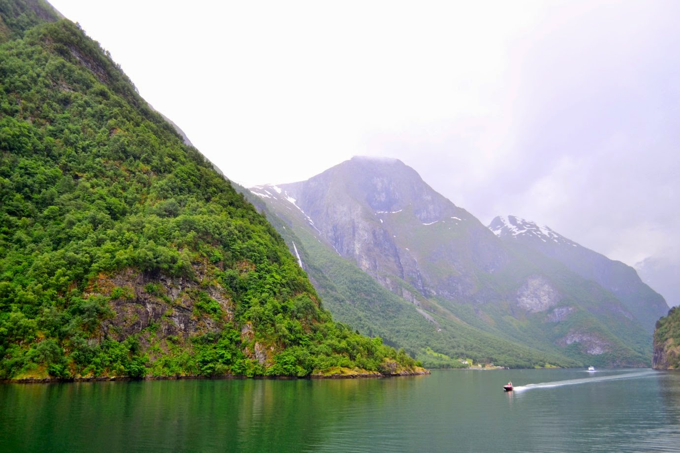 Sognefjord, Norway (Own photo)