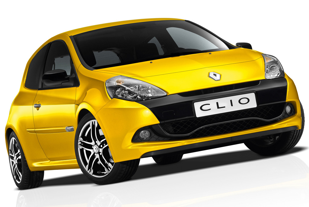 Renault Clios The Car Club