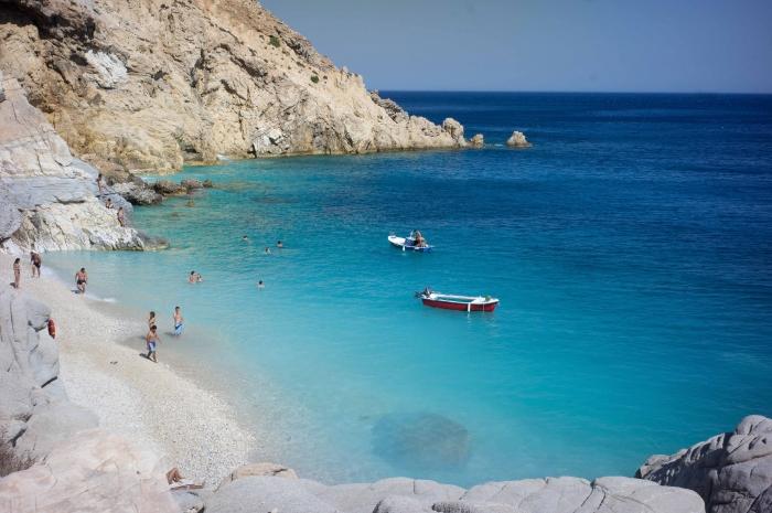 Фото с пляжей в греции 72