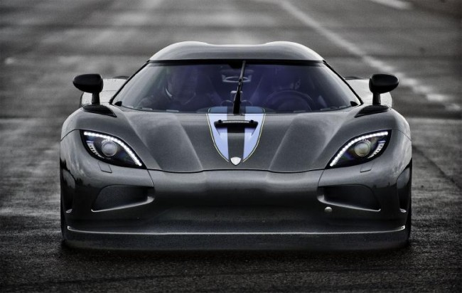 modification  Koenigsegg Agera Sport Car
