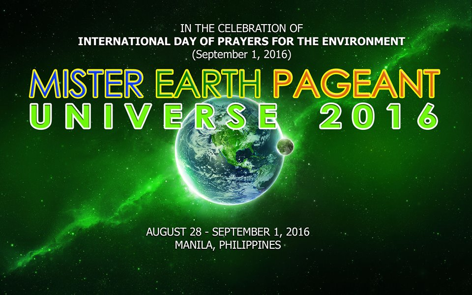 Welcome Mister Earth Pageant-Universe | Apollo Male Gods