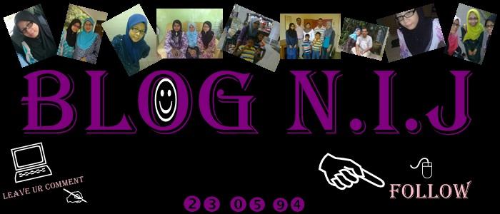 ~ Blog N.I.J ~