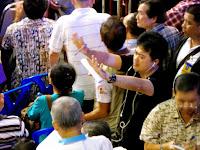 MUAY THAI GRATIS EN EL CANAL 7 DE LA TELEVISIÓN TAILANDESA. BANGKOK