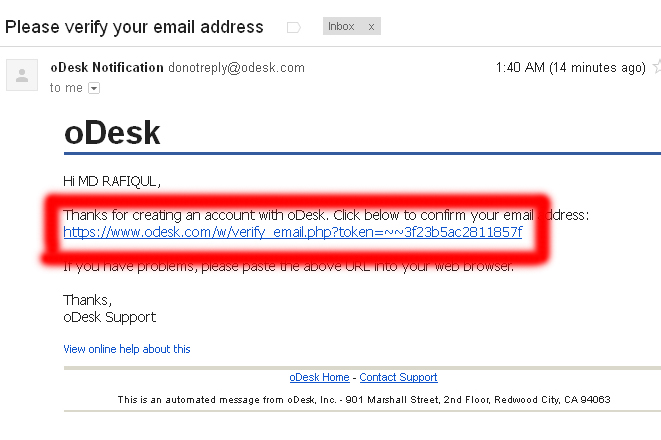 how to delete odesk account