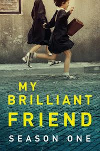 My Brilliant Friend Poster