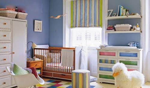 Nội thất phong cách hiện đại cho phòng ngủ của bé (3)
