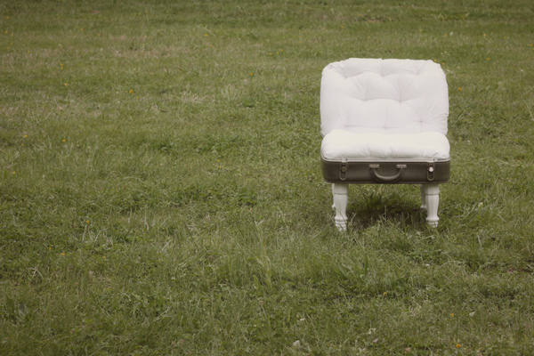Vintage Suitcase Chair See Kate Sew - Beautiful retro modern chairs made old suitcases