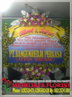 Toko Bunga Online Cilacap Banjarnegara