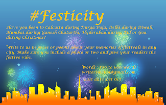 Writing Prompt : #Festicity