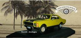 Coleção Carros Inesquecíveis do Brasil Nº 01