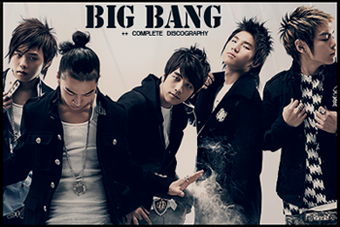 Top Kpop Music Big Bang Members Profile