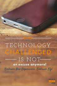 Being Technology-Challenged