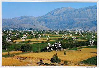 lasithi plateau crete