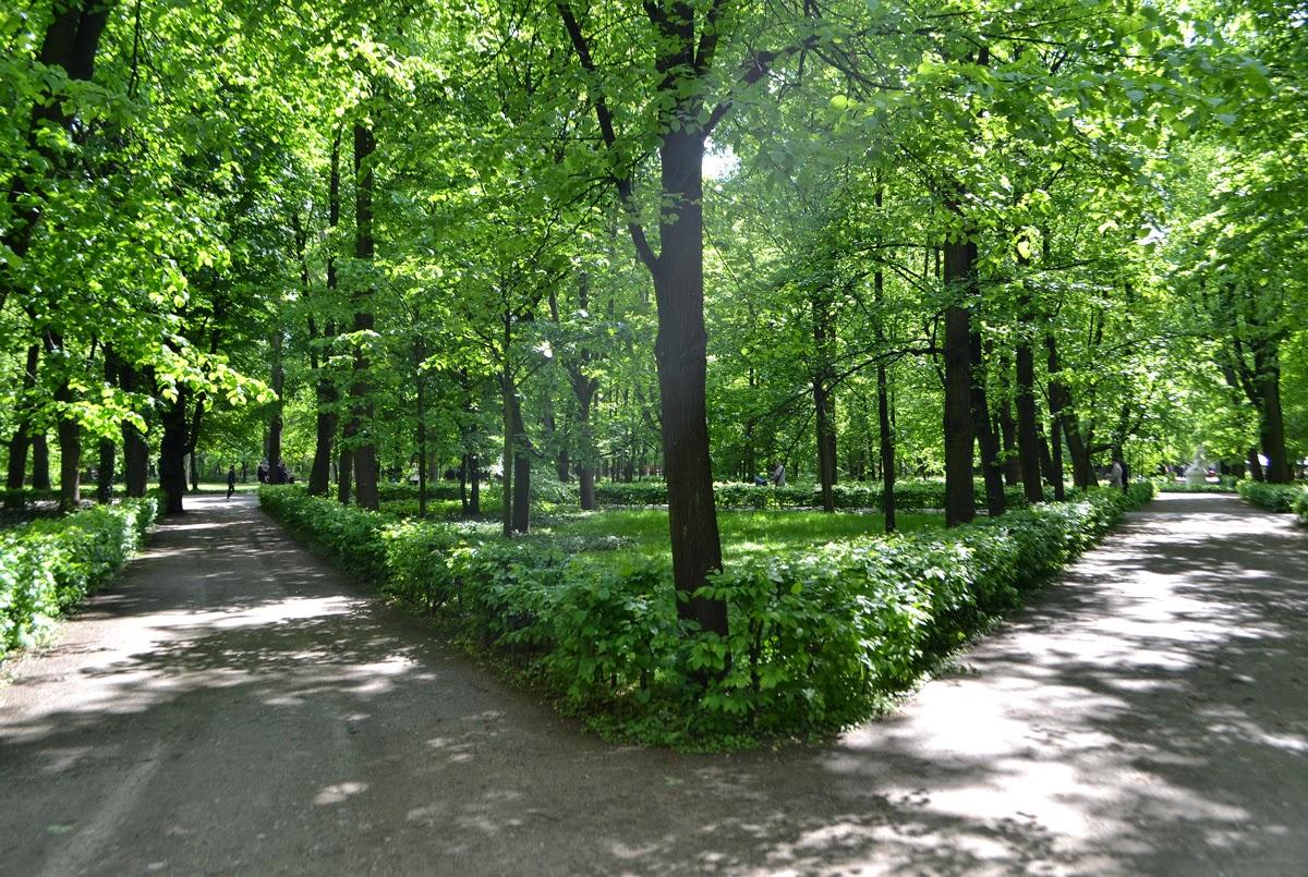 Cudowny świat Warszawa łazienki Królewskie Pałac Myślewicki