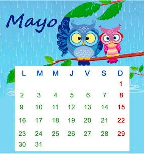 Efemérides de Mayo