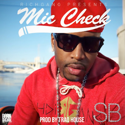 ScaffBeezy - Mic Check
