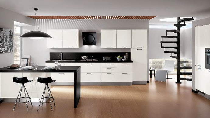 home interior gallery modern kitchen designs 2014